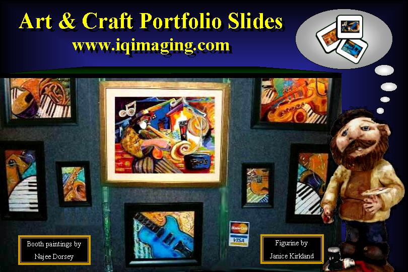 welcome arts crafts professionals iq imaging 35mm slides from digital art jpg and powerpoint. Black Bedroom Furniture Sets. Home Design Ideas